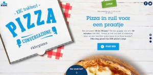 KBC-Online-platform-Pizza-Conversazione