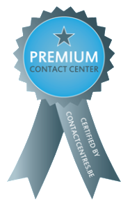 Premium Contact Center Label
