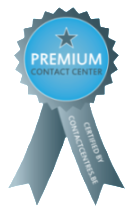 Premium Contact Center Label 24+